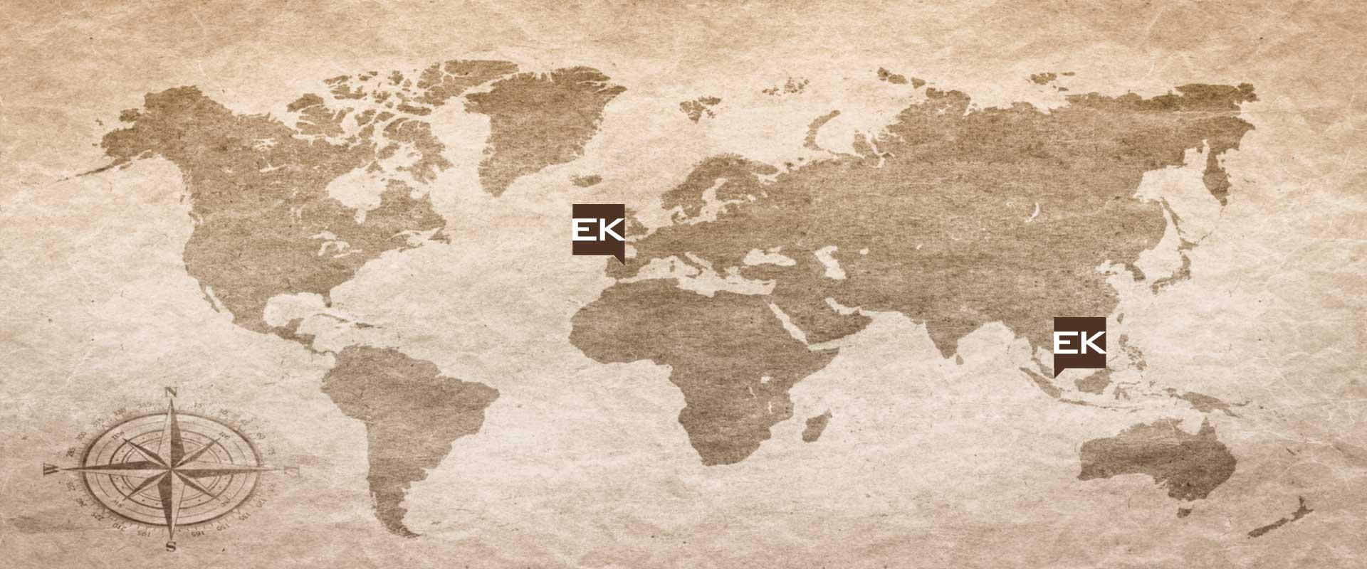 Mapa contacto